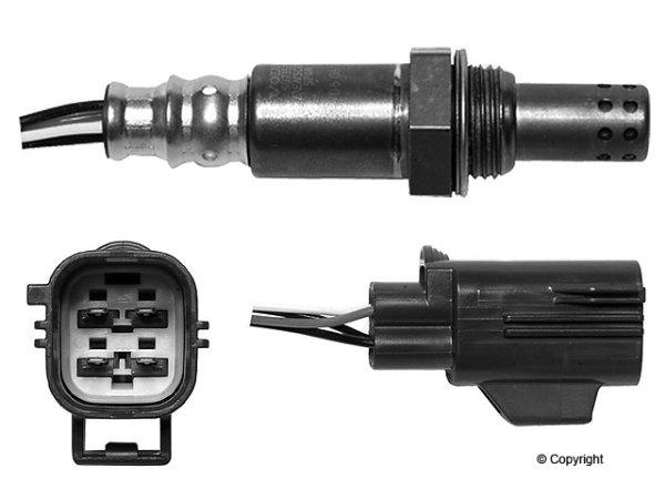 画像1: VOLVO (V70 S60) / O2センサー ラムダセンサー (リア) / 8627600 / DENSO (1)