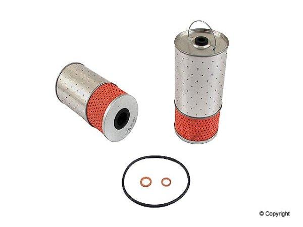 画像1: ベンツ (W124 W201) / エンジンオイルフィルター / 6011800109 / OPparts (1)