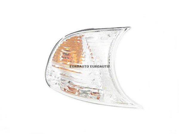 画像1: BMW (E46) / フロントウインカー 右 (クリア・白) / 63137165858 / Magneti Marelli(OEM) (1)