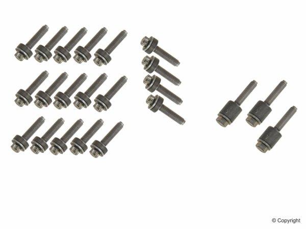 画像1: BMW (E60 E90) / ヘッドカバー取付ボルトセット / 11120409288 / BMW純正 (1)
