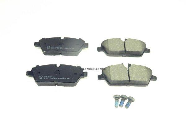 画像1: BMW (E81 E82 E87 E88) / フロント ブレーキパッド 左右セット / 34116774050 / LPR (1)